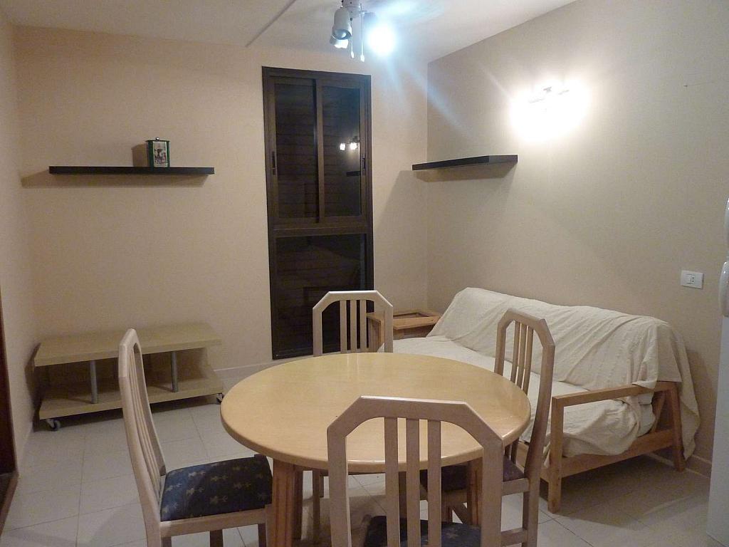 Comedor - Apartamento en alquiler en calle Diana, Galletas, Las - 352636312