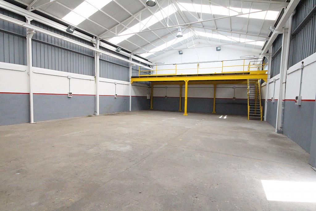 Nave industrial en alquiler en calle La Fita, La bóvila en Vilanova i La Geltrú - 313864592