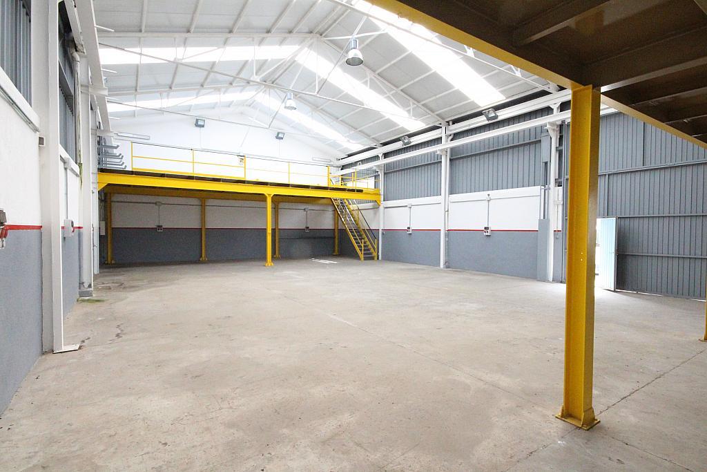 Nave industrial en alquiler en calle La Fita, La bóvila en Vilanova i La Geltrú - 313864594