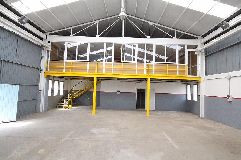 Nave industrial en alquiler en calle La Fita, La bóvila en Vilanova i La Geltrú - 313864598