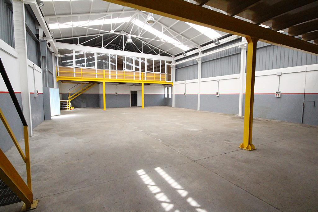 Nave industrial en alquiler en calle La Fita, La bóvila en Vilanova i La Geltrú - 313864601