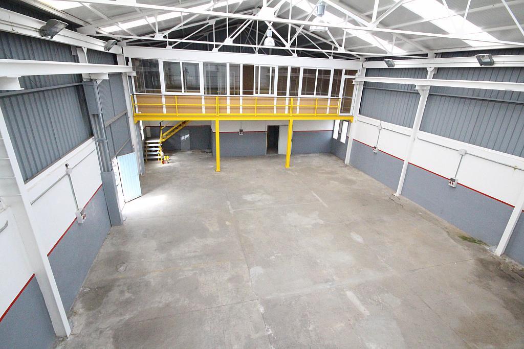Nave industrial en alquiler en calle La Fita, La bóvila en Vilanova i La Geltrú - 313864605