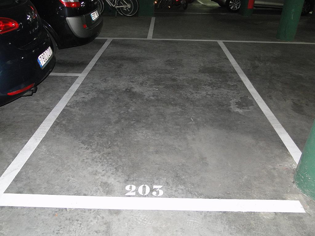 Parking en alquiler en calle Ausias March, Llimonet en Vilanova i La Geltrú - 151694907