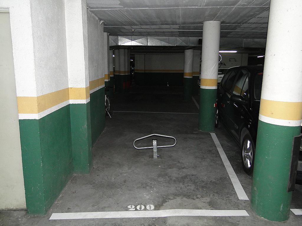 Parking en alquiler en calle Ausias March, Llimonet en Vilanova i La Geltrú - 151694918