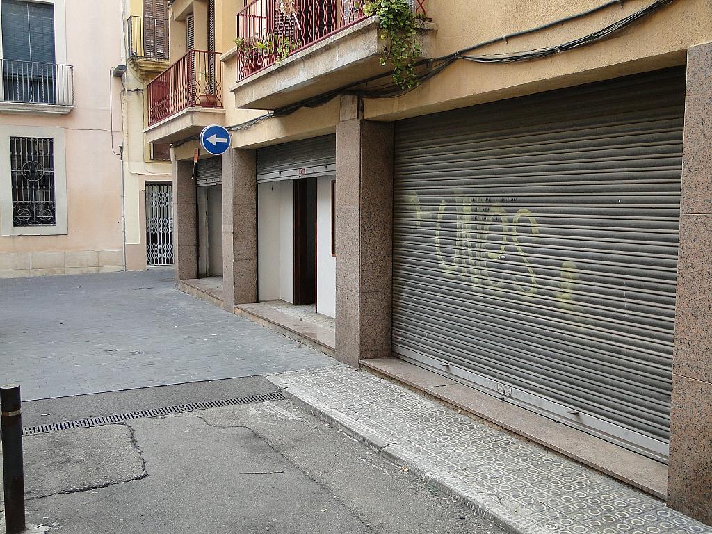 Local comercial en alquiler en calle Arxiprest Llorenç Garriga, Vilanova i La Geltrú - 154915593