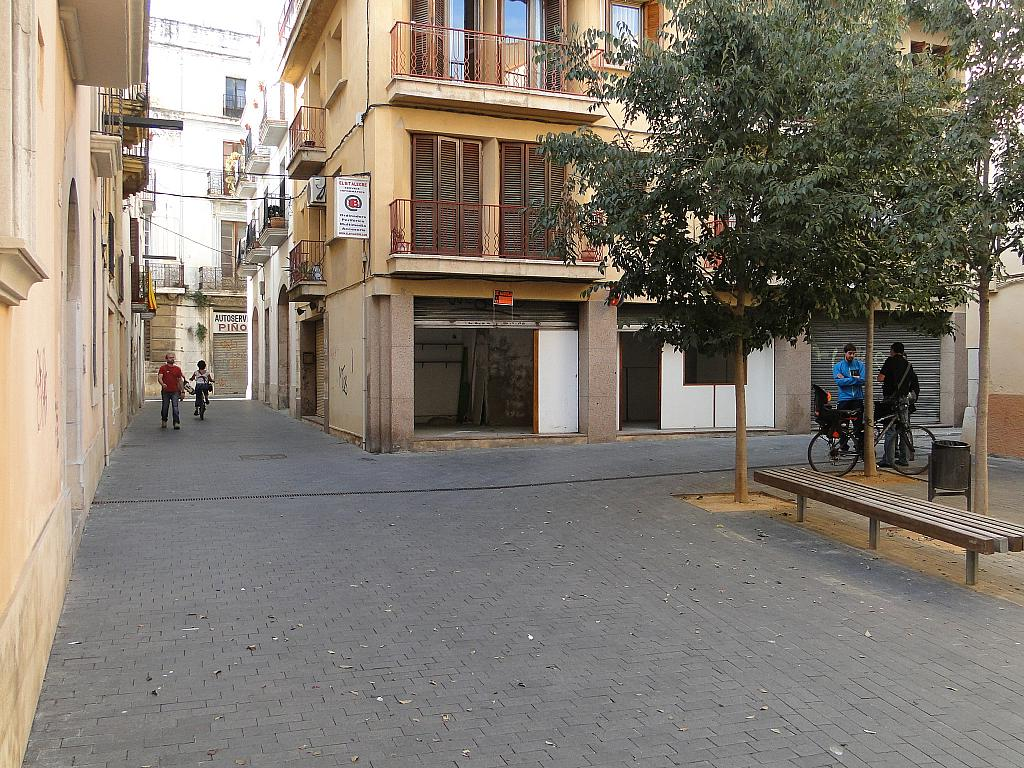Local comercial en alquiler en calle Arxiprest Llorenç Garriga, Vilanova i La Geltrú - 154915602