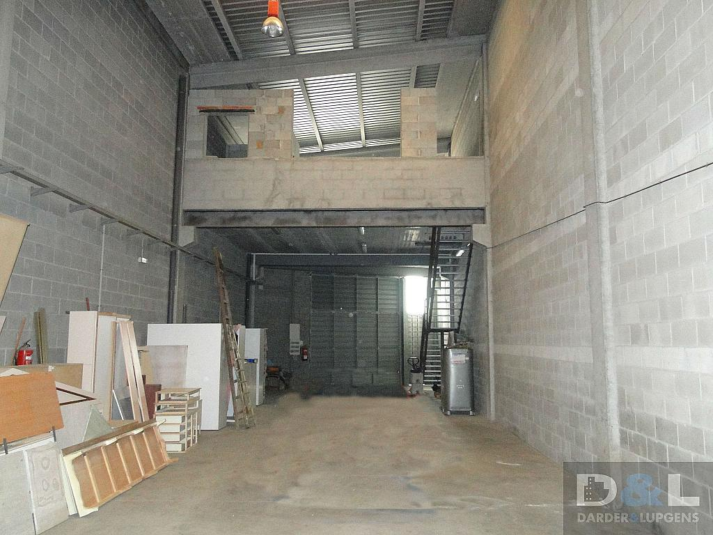 Nave industrial en alquiler en calle Cami del Ral, Torre d´en veguer en Vilanova i La Geltrú - 349734863
