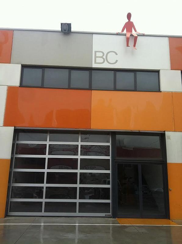 Nave industrial en alquiler en calle Las Americas, Barrio de la Estacion en Coslada - 341532870