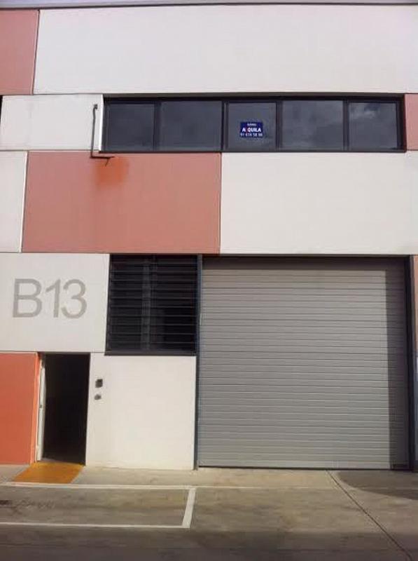 Nave industrial en alquiler en calle Las Americas, Barrio de la Estacion en Coslada - 341532921