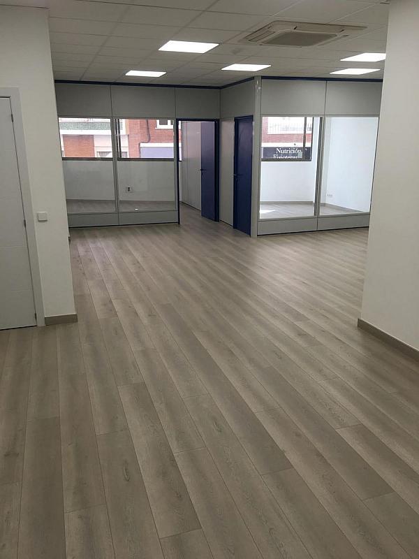 Oficina en alquiler en calle Cochabamba, Bernabéu-Hispanoamérica en Madrid - 318048327