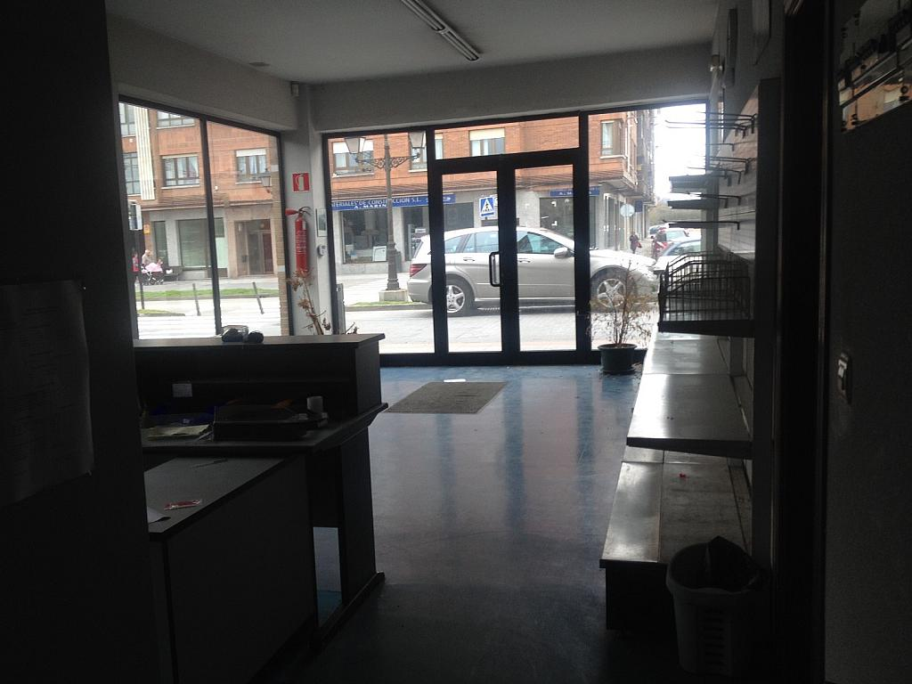 Local comercial en alquiler en calle Gijón, Lugones - 265752268