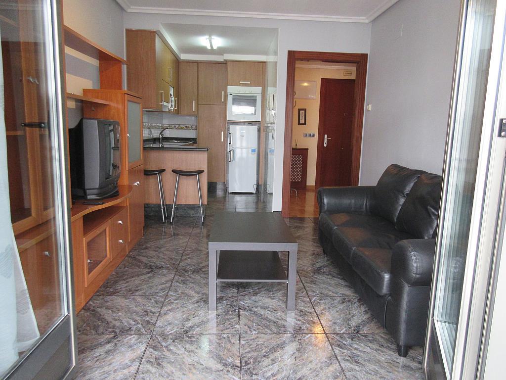 Comedor - Piso en alquiler en calle Angel Embil, Pola de Siero - 268713271