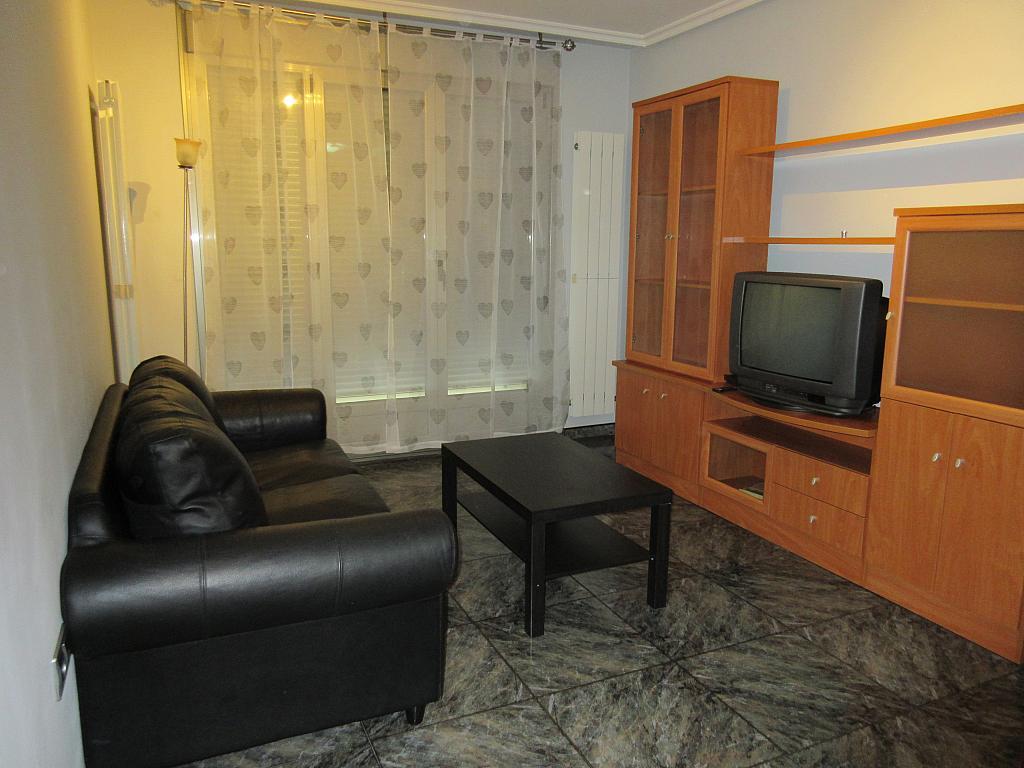 Salón - Piso en alquiler en calle Angel Embil, Pola de Siero - 268713282