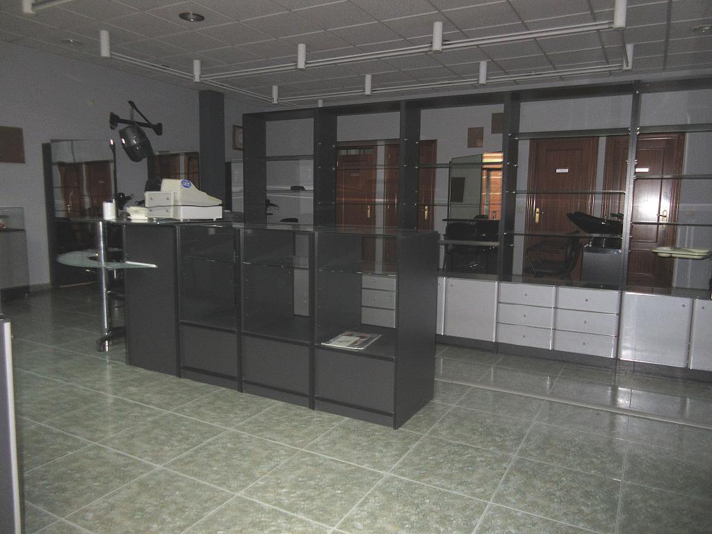Salón - Local comercial en alquiler opción compra en calle Villaverde y Enrique II, Pola de Siero - 281447848