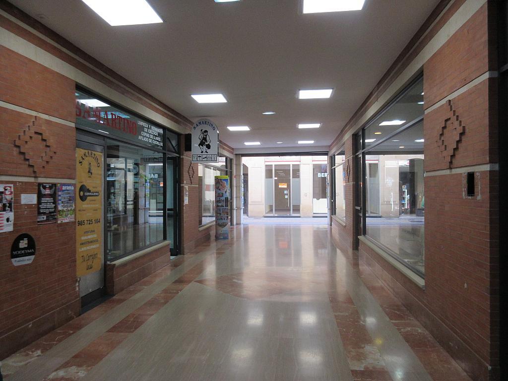 Detalles - Local comercial en alquiler opción compra en calle Villaverde y Enrique II, Pola de Siero - 281447857