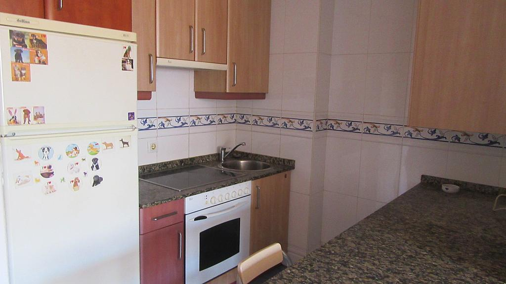 Cocina - Piso en alquiler en calle Rafael Alberti, Llanera - 331321787