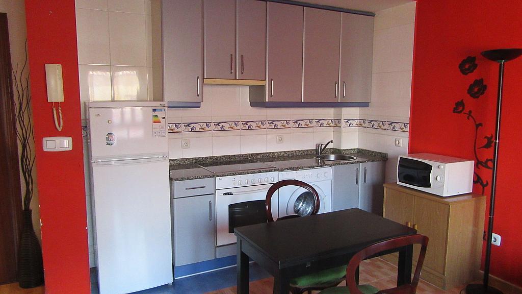 Cocina - Piso en alquiler en calle Jose Manuel Bobes, Lugo de llanera - 331323290
