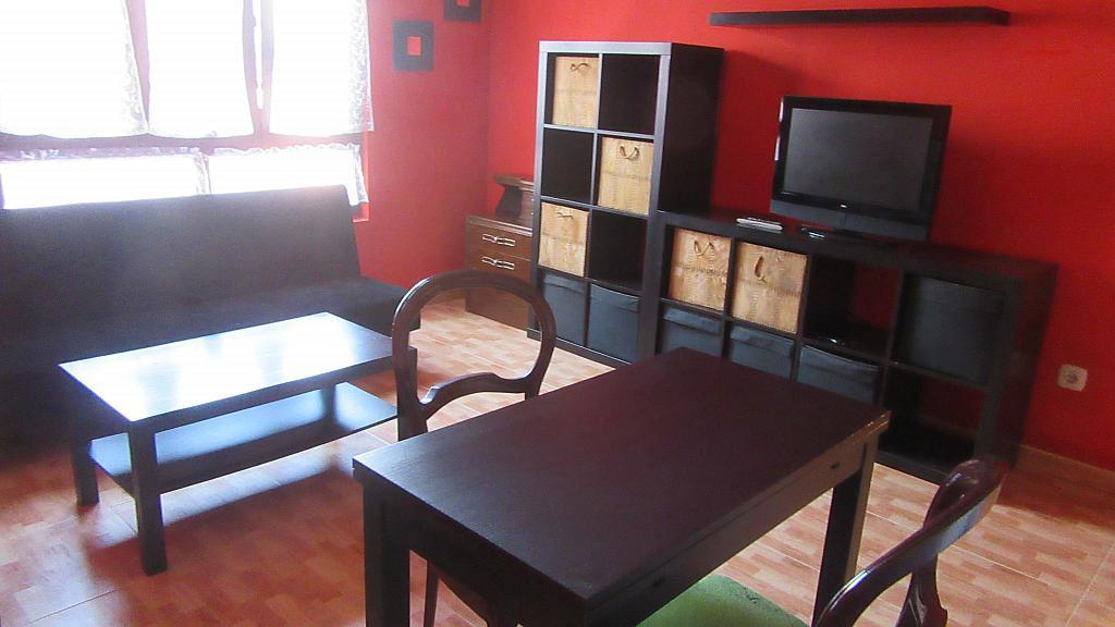 Salón - Piso en alquiler en calle Jose Manuel Bobes, Lugo de llanera - 331323294