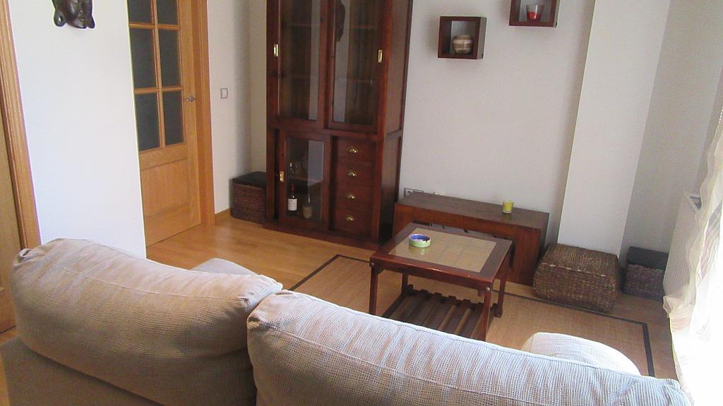 Salón - Piso en alquiler en calle Daniel Moyano, La Corredoria en Oviedo - 331324550