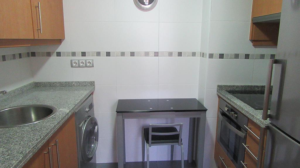 Cocina - Piso en alquiler en calle Daniel Moyano, La Corredoria en Oviedo - 331324553