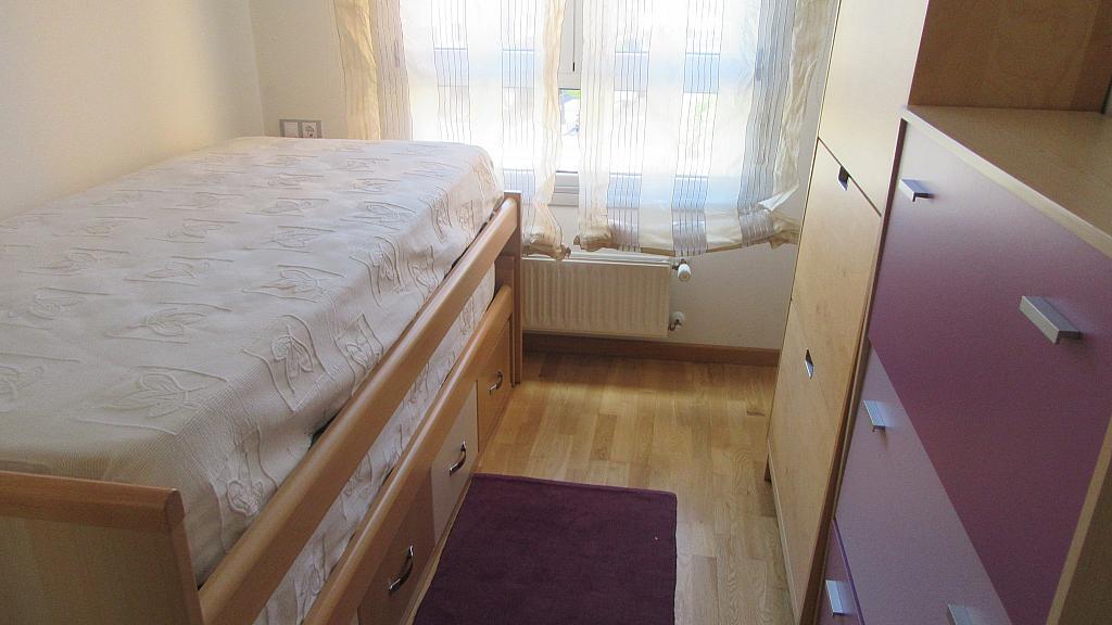 Dormitorio - Piso en alquiler en calle Daniel Moyano, La Corredoria en Oviedo - 331324561