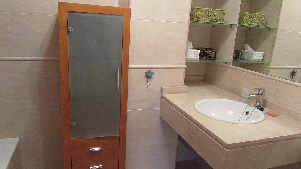 Baño - Piso en alquiler en calle Daniel Moyano, La Corredoria en Oviedo - 331324563