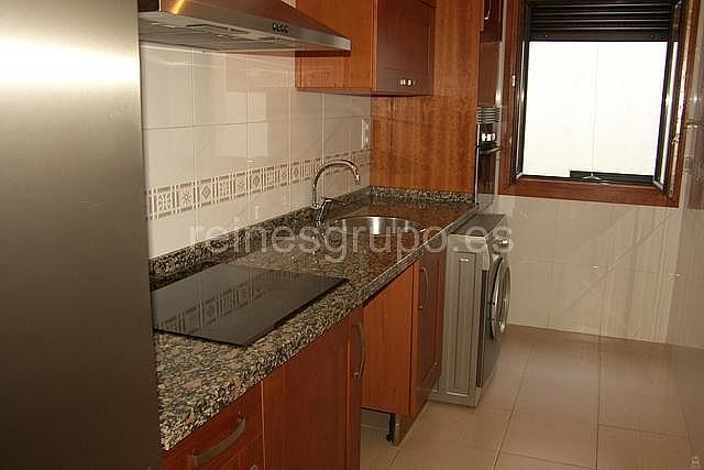 Cocina - Piso en alquiler en calle Hermanos Felgueroso, Pola de Siero - 193760318