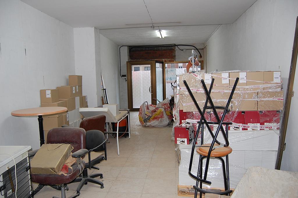 Planta baja - Local en alquiler en calle Ctr Nacional, Tenderina en Oviedo - 216813014