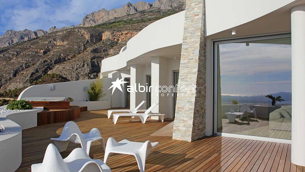 - Apartamento en venta en calle A Consultar, Altea - 229390270