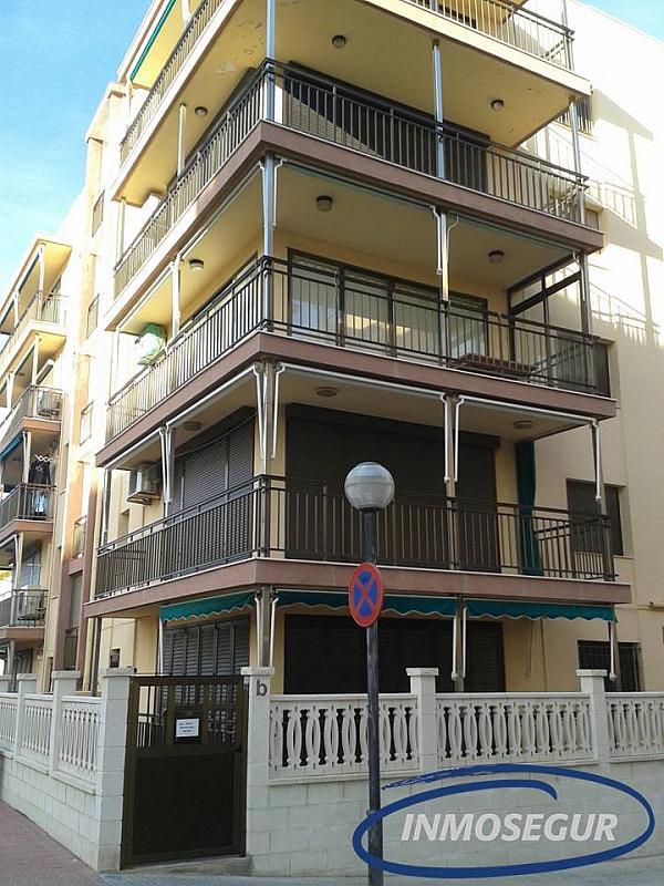 Fachada - Piso en alquiler en calle Sol, Paseig miramar en Salou - 244228658