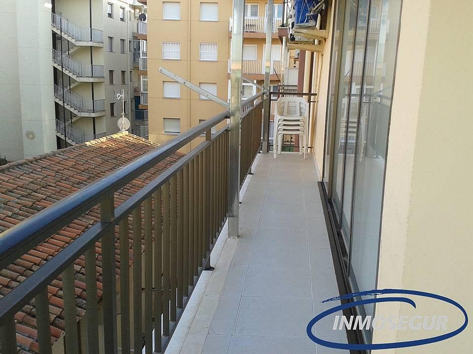 Terraza - Piso en alquiler en calle Sol, Paseig miramar en Salou - 244228676