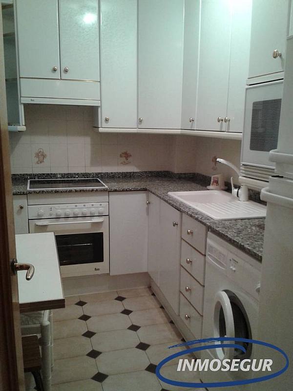 Cocina - Piso en alquiler en calle Sol, Paseig miramar en Salou - 244228765