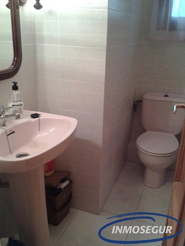 Baño - Piso en alquiler en calle Sol, Paseig miramar en Salou - 244228783
