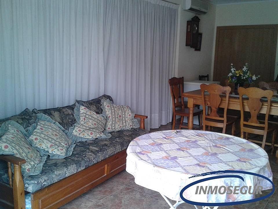 Salón - Piso en alquiler en calle Sol, Paseig miramar en Salou - 257022042
