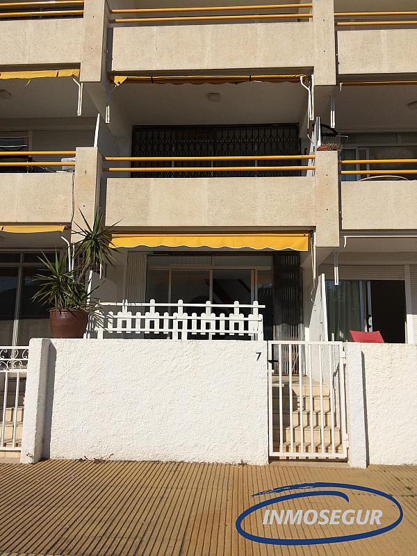 Fachada - Apartamento en venta en calle Cala Crancs, Cap salou en Salou - 286900482