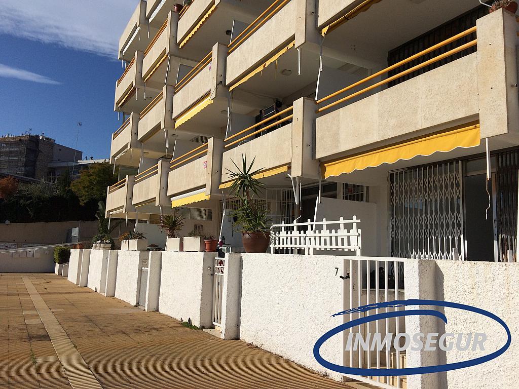 Fachada - Apartamento en venta en calle Cala Crancs, Cap salou en Salou - 286900530