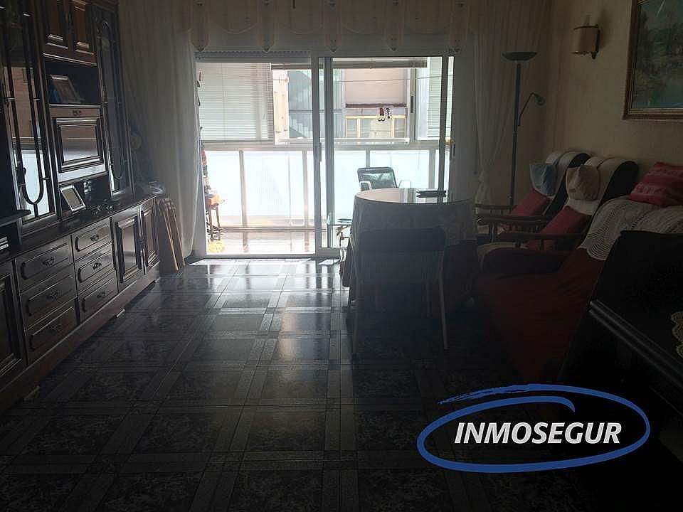 Salón - Apartamento en venta en calle Brumar, Poble en Salou - 260621067