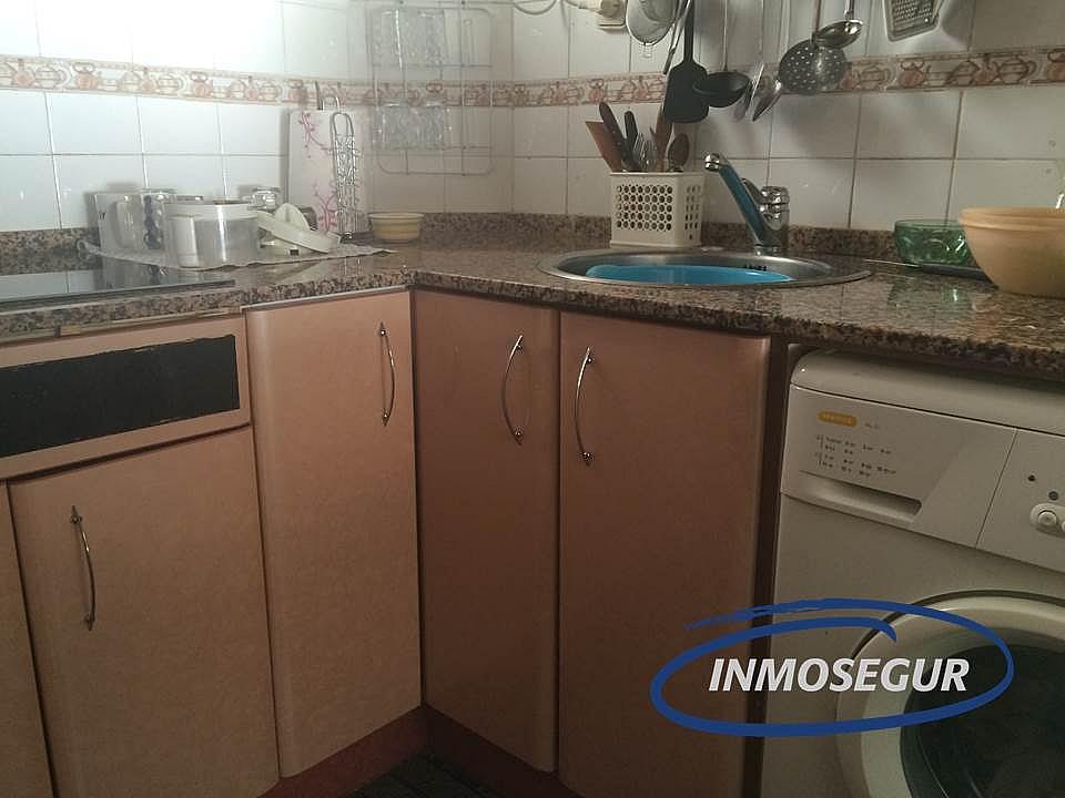 Cocina - Apartamento en venta en calle Brumar, Poble en Salou - 260621120