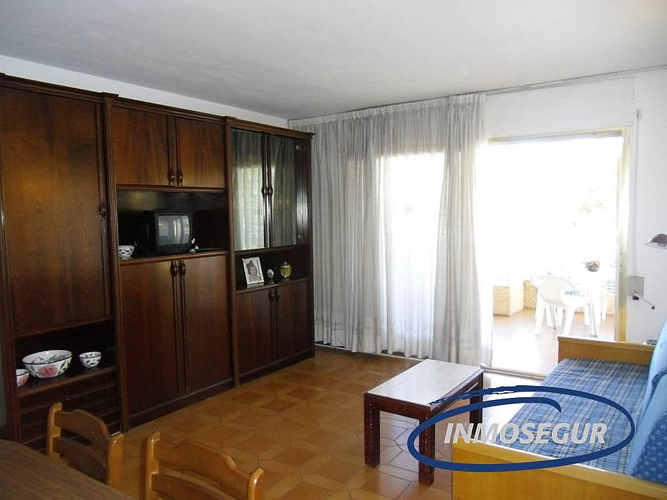 Salón - Apartamento en venta en calle Verge del Pilar, Paseig jaume en Salou - 264824913
