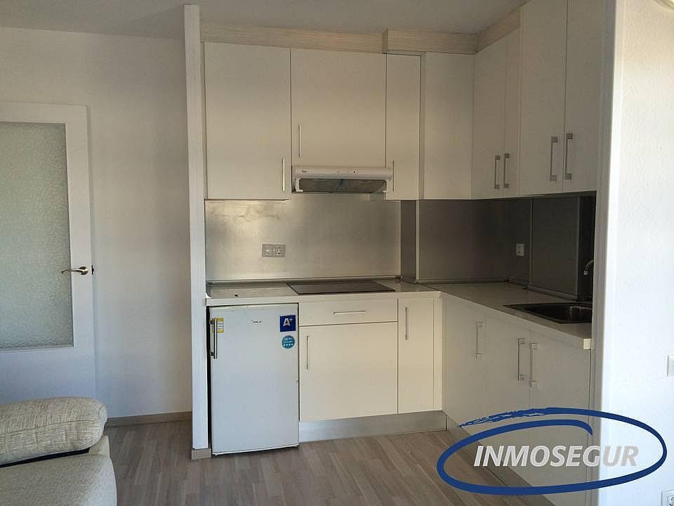 Cocina - Apartamento en venta en calle Carles Buigas, Capellans o acantilados en Salou - 266097911