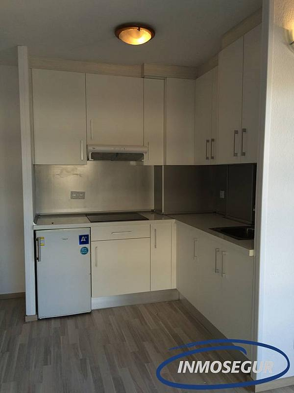 Cocina - Apartamento en venta en calle Carles Buigas, Capellans o acantilados en Salou - 266097915