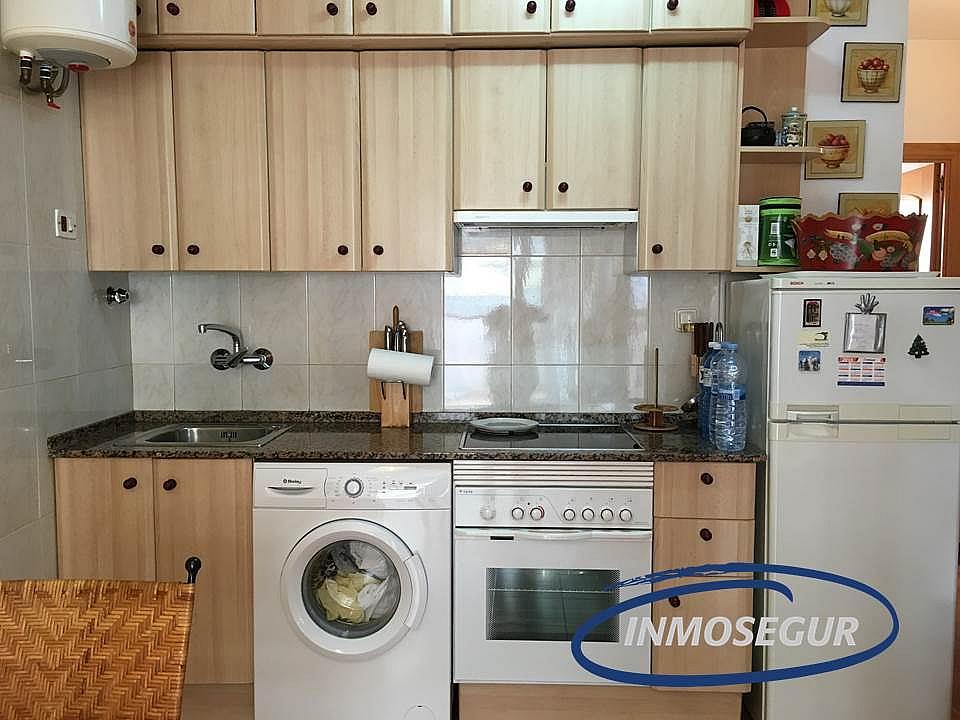 Cocina - Apartamento en venta en calle Barcelona, Poble en Salou - 275513251