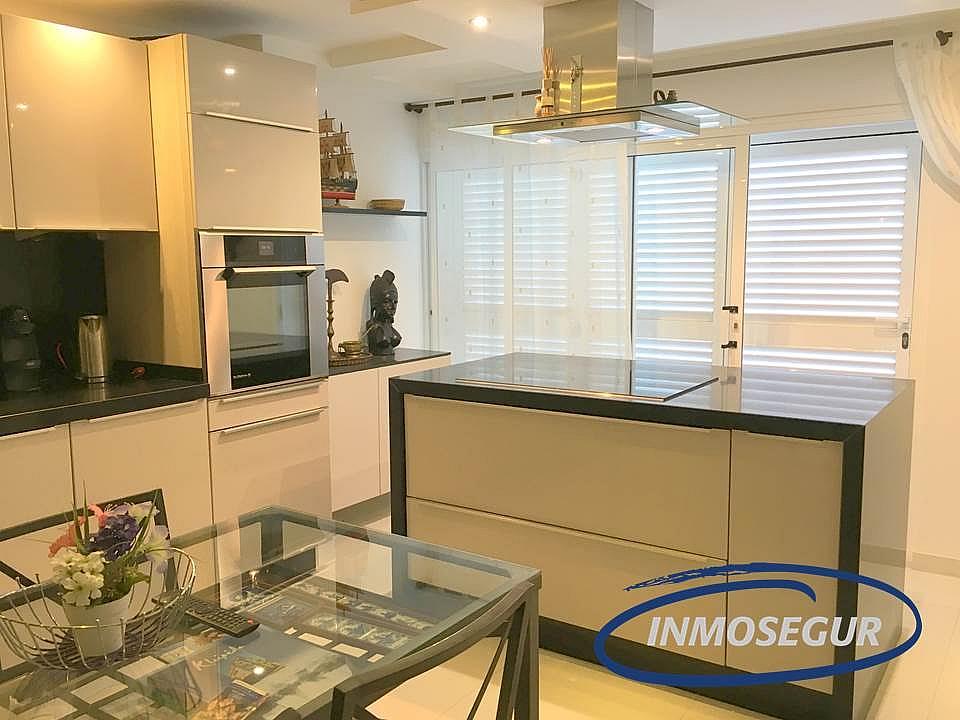Cocina - Apartamento en venta en calle Cala de la Font, Cap salou en Salou - 285258261