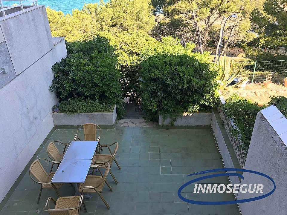 Terraza - Apartamento en venta en calle Cala de la Font, Cap salou en Salou - 285258276
