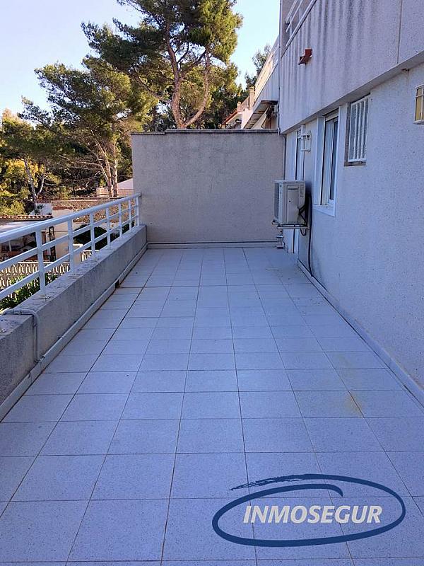 Terraza - Apartamento en venta en calle Cala de la Font, Cap salou en Salou - 285258289