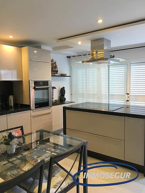 Cocina - Apartamento en venta en calle Cala de la Font, Cap salou en Salou - 285258420