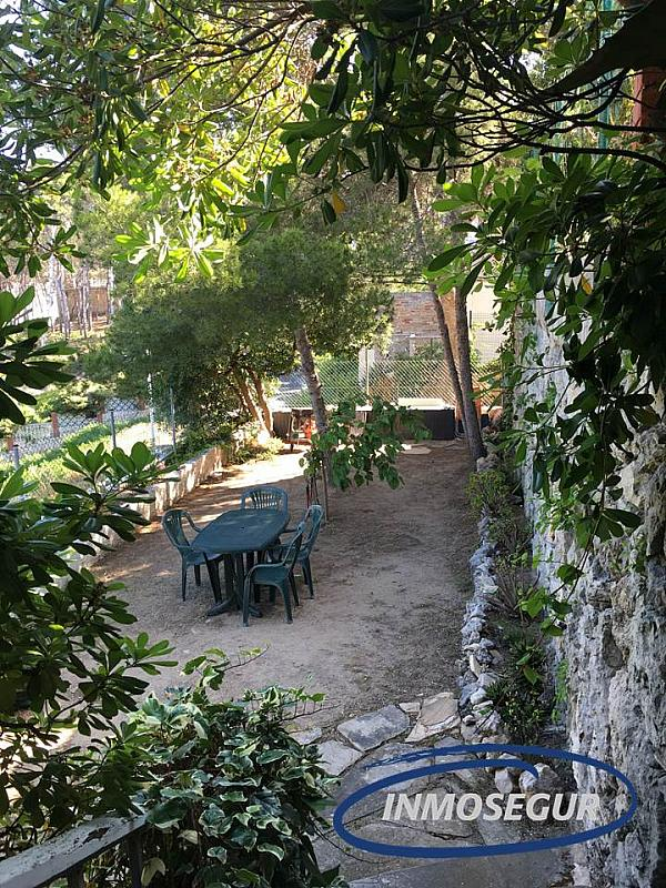 Jardín - Apartamento en venta en calle Cala de la Font, Cap salou en Salou - 285258439