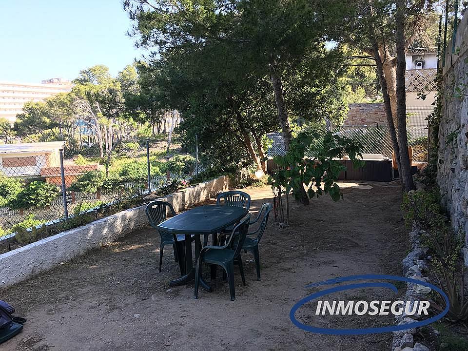 Jardín - Apartamento en venta en calle Cala de la Font, Cap salou en Salou - 285258443