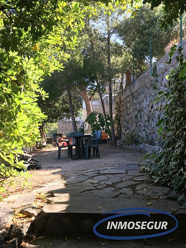 Jardín - Apartamento en venta en calle Cala de la Font, Cap salou en Salou - 285258486