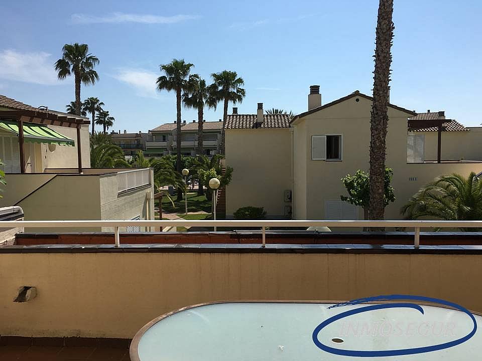 Terraza - Apartamento en venta en calle Muntanyals, Pineda, La - 286241060